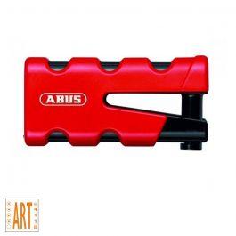 ABUS Granit 77 Sledge Grip Schijfremslot - Rood