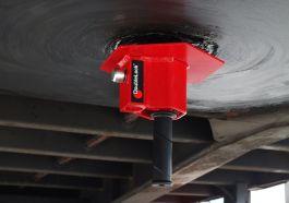 DoubleLock Kingpin Lock RED - SCM