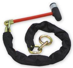 Doublelock Loop Chain 130cm SCM gekeurd
