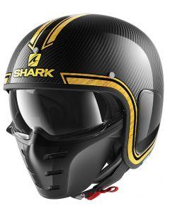 Shark S-Drak Vinta Carbon Goud_1