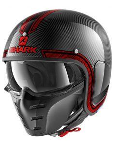 Shark S-Drak Vinta Carbon Rood_1